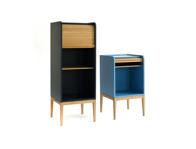 COLE - Mobile bar-COLE-Tapparelle S cabinet
