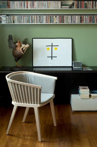 COLE - Poltrona-COLE-Secreto little armchair upholstered