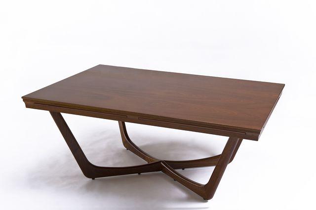 Unopiù - Tavolino soggiorno con cassetti-Unopiù-C'est la vie