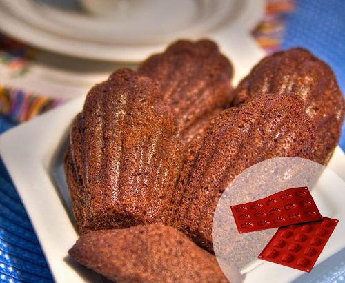 Silikomart - Stampo per Madeleine-Silikomart