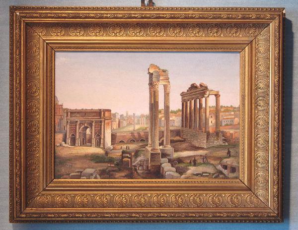 Dario Ghio Antiquites - Micromosaico-Dario Ghio Antiquites
