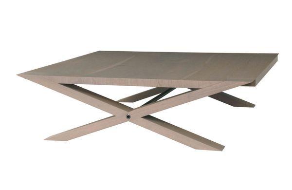ROCHE BOBOIS - Tavolino rettangolare-ROCHE BOBOIS-Oxymore